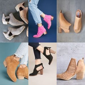 Shoes - ANKLE BOOTS STYLE BOX
